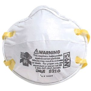 Quality Dust Respirator 8210 N95