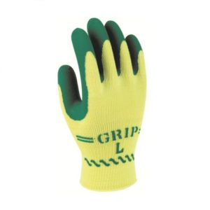 Seamless Rubber-Coated Palm Gloves