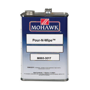 Pour-N-Wipe Finish Product