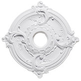 Ceiling Medallion - 16""