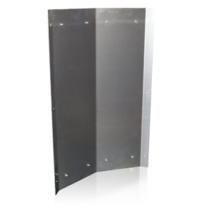 45° Aluminum Corner for Wall-Mounted Wine Rack