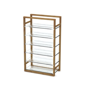 Modern Glass Racks