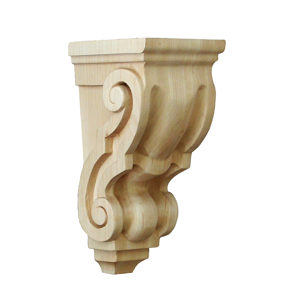 Traditional Scroll Corbel - N°11-S