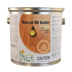 Kunos 244 Natural Oil Sealer