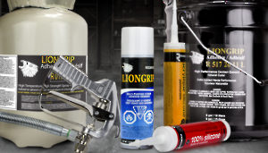 Glues, Silicones, and Sealers