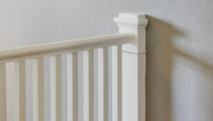 Half Newel Posts